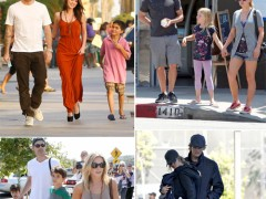 5 Stepfamilies In Hollywood