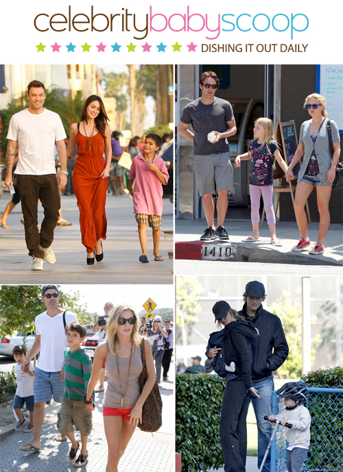 A Look At 5 Stepfamilies In Hollywood