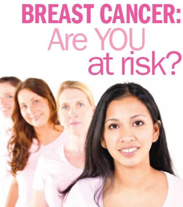 Breast Cancer – Are you at risk?