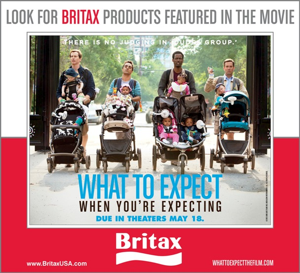 Britax – What to Expect When You're Expecting