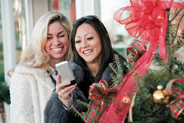 Cellphone Safety During the Holidays