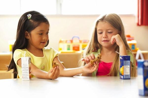 Helping Children Make Friends