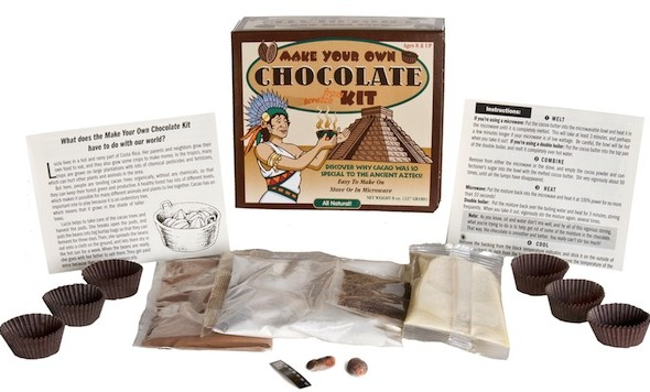 Chocolate Kit with Ingredients