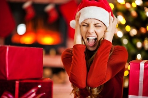 Beat stress: How to get along with your family over the holidays