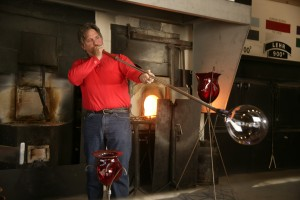 Dollywood- Glass Blowing