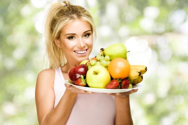 Summer Fruit, Summer Face!