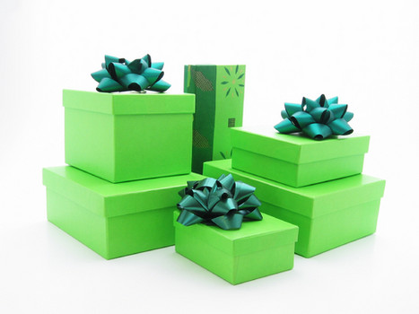 Hot Green/Organic Gifts for the Holidays!