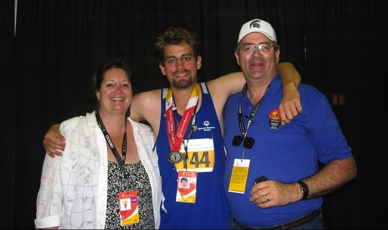 Parenting Against the Odds: Raising a Special Olympics Athlete