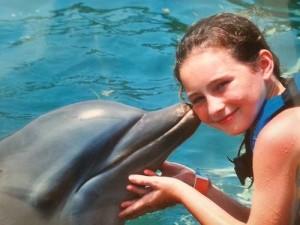 Hannah_DolphinSwimExperience