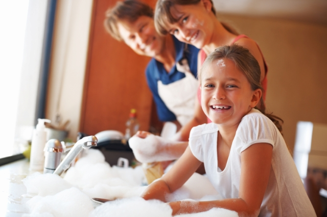 Turn Your Kids into Happy Helpers with These Daddy Approved Suggestions!!