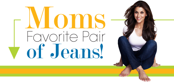 Mom's Favorite Pair of Jeans