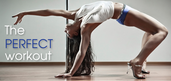 The Perfect Workout – Get out of sweats and back into heels!