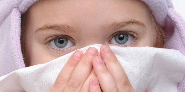 Protect and Prevent Your Kids from the Cold and Flu