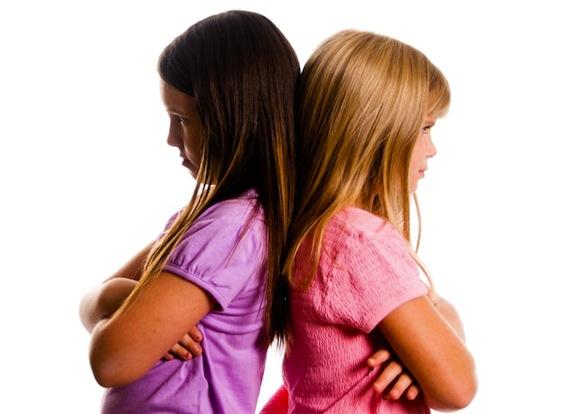 Managing Sibling Rivalry