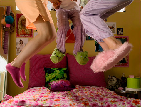 Ditch the Sleepover Anxiety