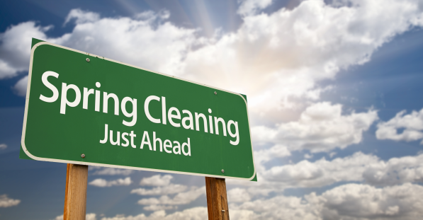Spring Cleaning Tips That'll Rock Your World