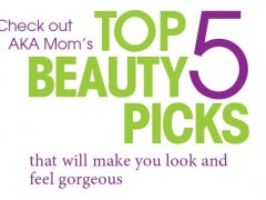 Top 5 Beauty Picks