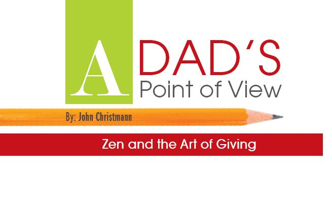 Zen and the Art of Giving