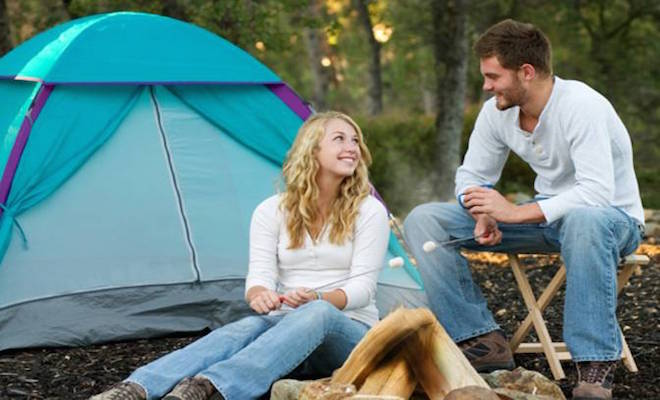 18 Creative Tips for Camping Like an Adult