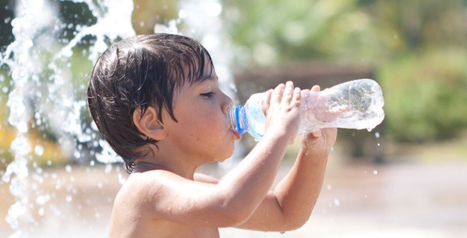 Beat-The-Heat Safety Tips For Kids