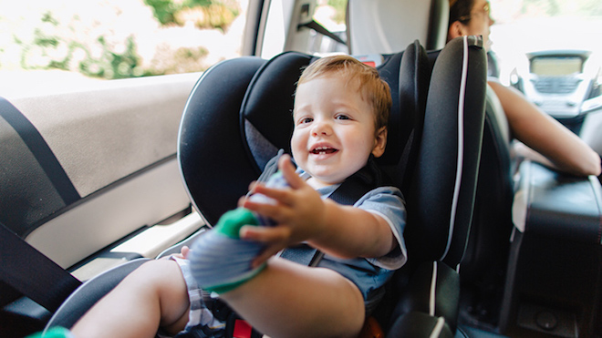 Car Safety Essentials That Keep Baby And Mom Protected