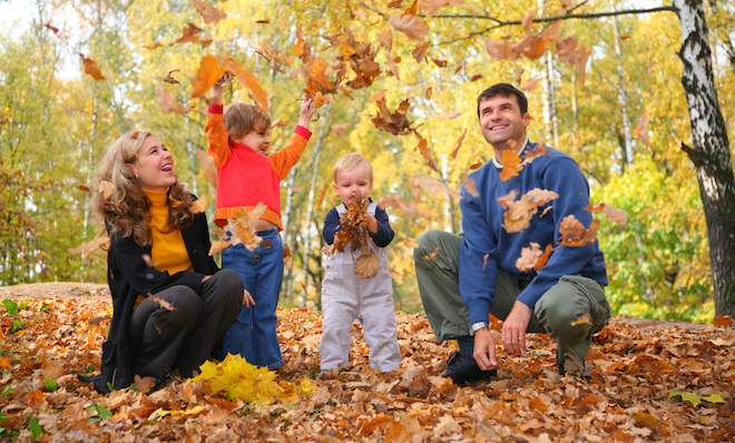 Family-Friendly Activities to Help Make the Most of the Fall Season