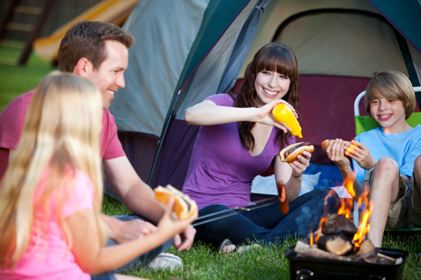 Easy Tips for Family Camping