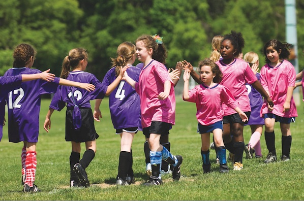 Teaching Good Sportsmanship