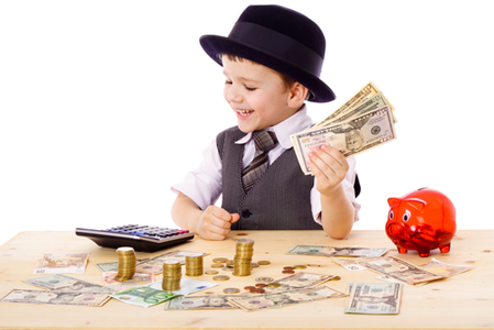 TIPS FOR PARENTS ON HOW TO FOSTER  GOOD MONEY HABITS IN KIDS
