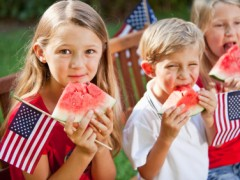 kids fourth of july
