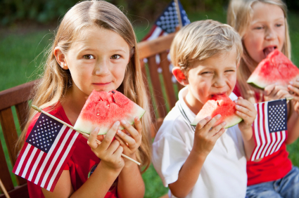 AKA Mom's Fourth of July Food Favorites