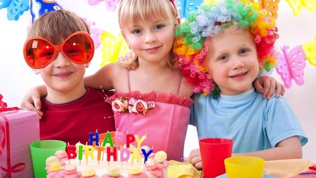 Fun Outdoor Summer Birthday Ideas