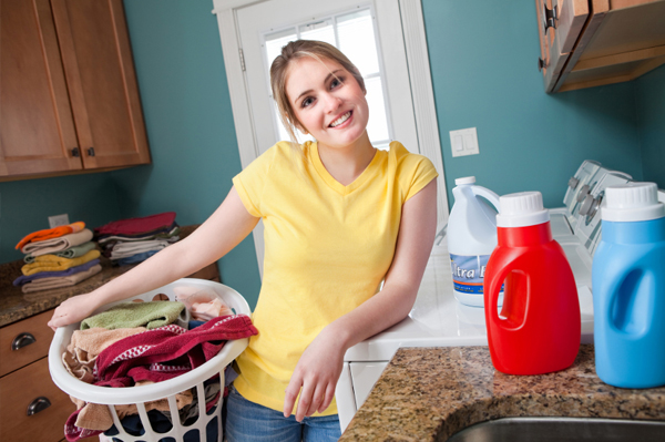 10 Sure Fire Tips for Getting Your Laundry Clean