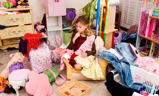 Embracing Your Child's Messes