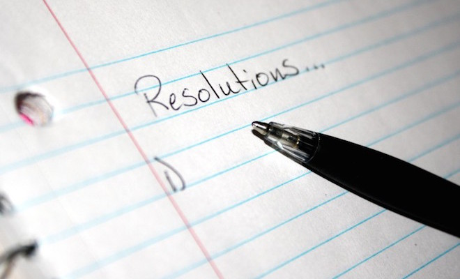 Revamping the Meaning of New Year's Resolutions!