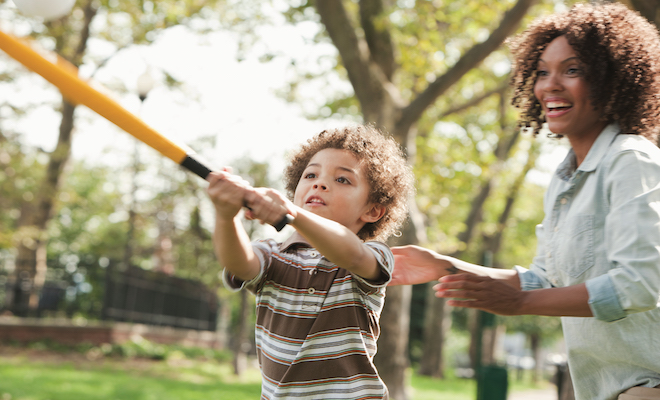 Tips to Fill Your Day with Active Play