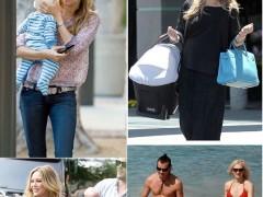 Postpartum Celebrity Moms