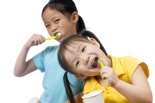 How Long Should Children Brush Their Teeth