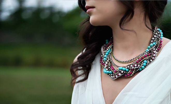 Shake Up Your Style with a Statement Necklace