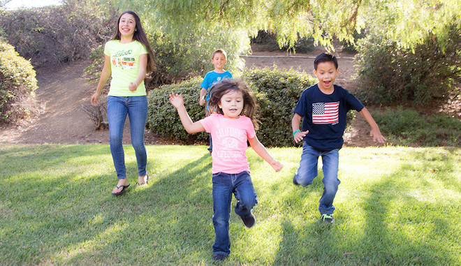 Honoring Every Day Heroes With a Helping Hand: StationKid Gives Back