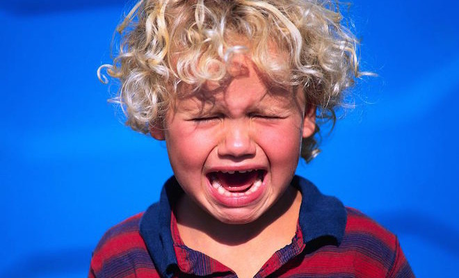 How To Handle Your Child's Public Temper Tantrums And Outbursts