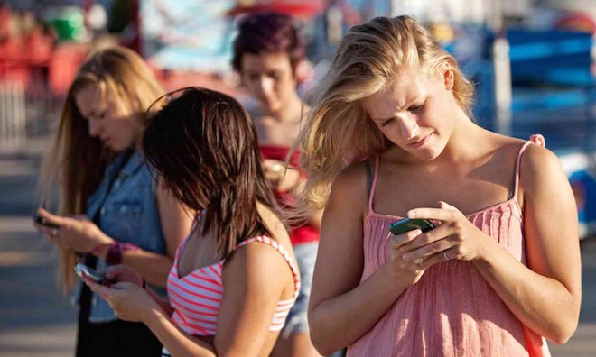 New Report Finds Teens Feel Addicted to Their Phones,  Causing Tension at Home